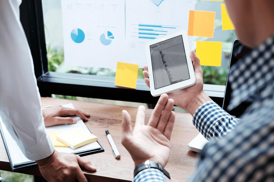 Servicio de marketing digital para negocio online